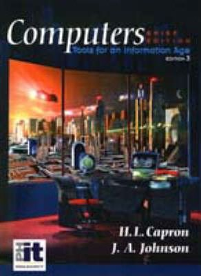 Computers: Tools Information Brief and Explore it Labs Package