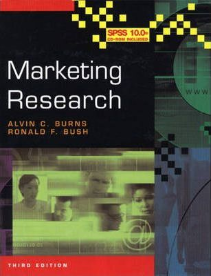 Marketing Research with SPSS 10 CD