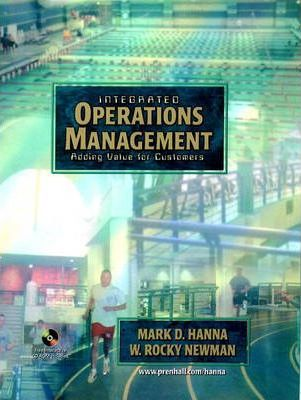 Integrated Operations Management and Student CD Updated