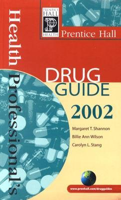 Prentice Hall Health Professional's Drug Guide, 2002, Valuepack (Package of Six Books)