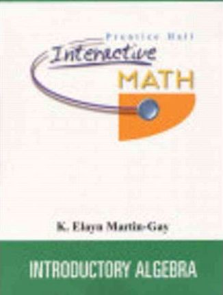Prentice Hall Interactive Math for Introductory Algebra Student Package