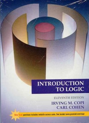Introduction To Logic And Elogic Package Irving M Copi