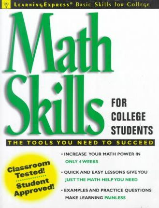 Math Skills for College Students