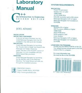 CD-Lab Manual