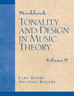 Tonality Design Music Theory: v. 2