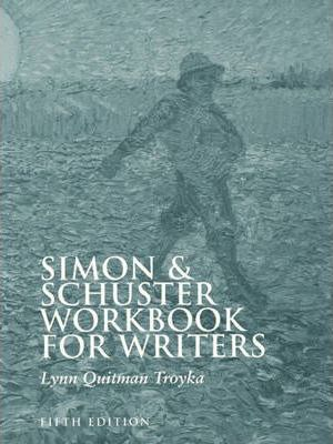 Simon and Schuster Workbook for Writers
