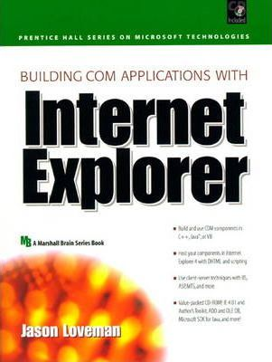 Building COM Applications with Internet Explorer