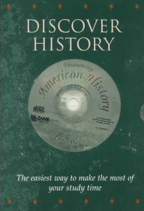 Discovering American History CD-ROM