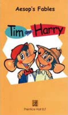 Aesop Fables Activity Book Tim & Harry