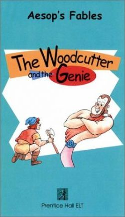 Aesop Fables Activ Book Woodcutter Genie