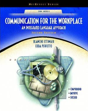 Communication for the Workplace