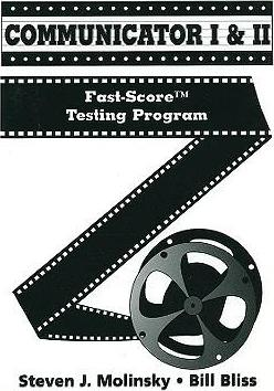 Communicator 1 & 2 Fast Schore Testing Program