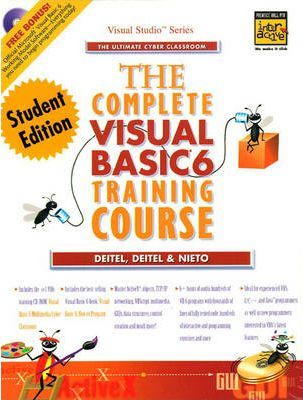Complete Visual Basic 6 Training Course, The, Student Edition