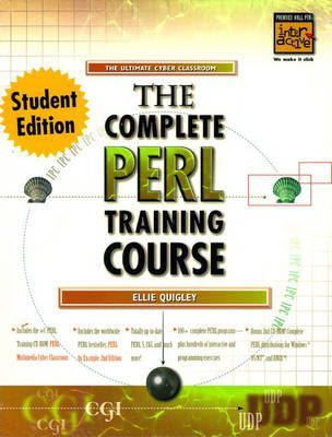 Complete Perl Training Course, Student Edition
