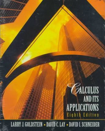Calculus and Its Applications and Internet Guide 97 Mathematics Package