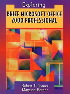 Brief Microsoft Office 2000 Professional