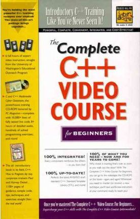 Complete C++ Video Course