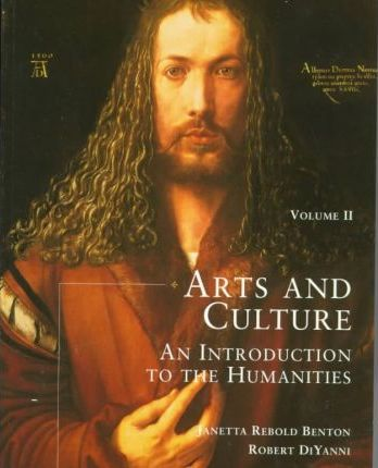 Arts and Culture:an Introduction to the Humanities, Volume II (Reprint)