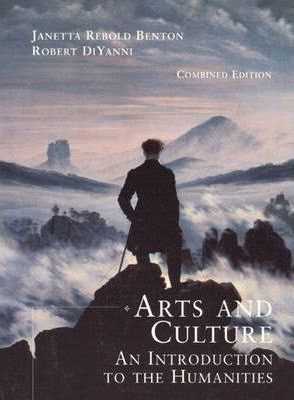 Arts and Culture:an Introduction to the Humanities, Combined (Reprint)