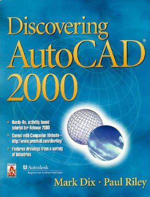 Discovering AutoCAD (R) 2000