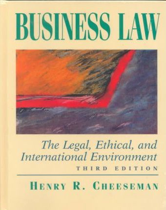 Business Law & Total Law CD-ROM, Pkg.