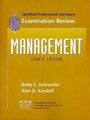 CPS Examination Review for Management