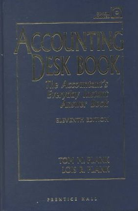 Accounting Desk Book and Supplements