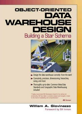 Object-Oriented Data Warehouse Design