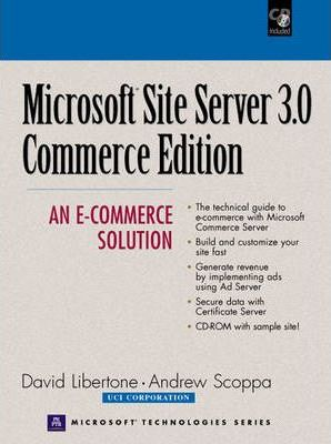 Implementing an E-Commerce Web Site: Commerce Edition