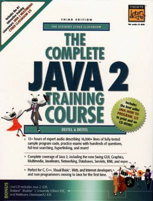 The Complete Java 2 Training Course, Student Edition