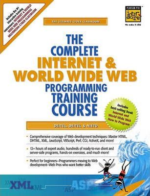 The Complete Internet & World Wide Web Programming Training Course, Student Edition
