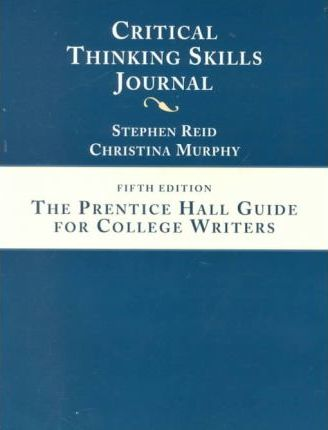 The Critical Thinking Skills Journal