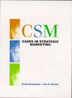 Cases in Strategic Marketing