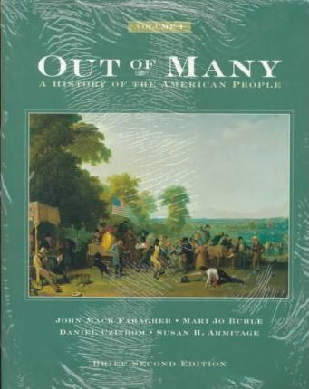 Out of Many: History American People Brief Ed Volume 1 with Discover Us History CD Rom