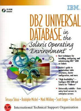 DB2 Universal Database in the Solaris Operating Environment
