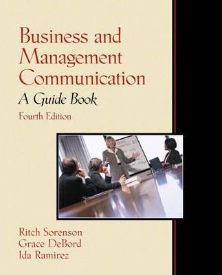 Business and Management Communication