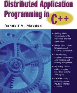 Distributed Application Programming in C++