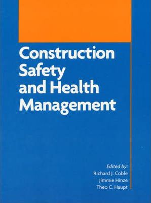 Construction Safety Health Management