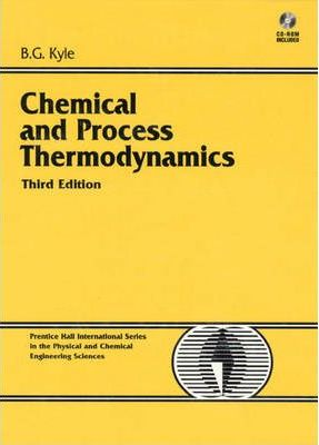 Chemical and Process Thermodynamics