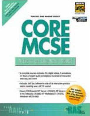 Core Mcse Interactive Training Course CD-Rom: Dell:Core Mcse I/A Trng Crs CD _1