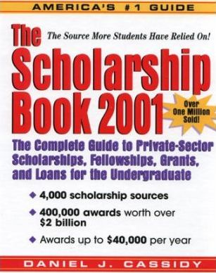 The Scholarship Book: 2001