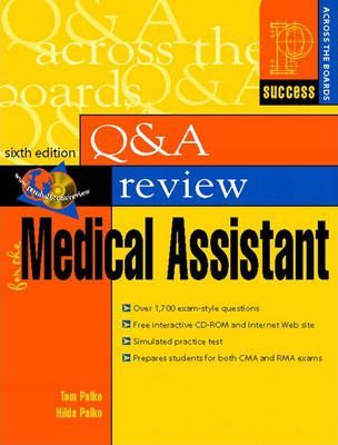 Prentice Hall Health Question and Answer Review for the Medical Assistant