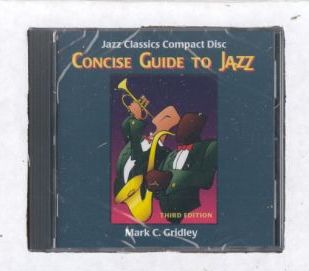Jazz Classics for Concise Guide to Jazz