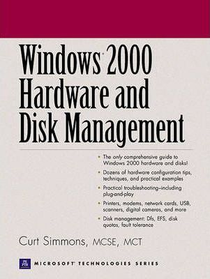 Windows 2000 Hardware and Disk Management