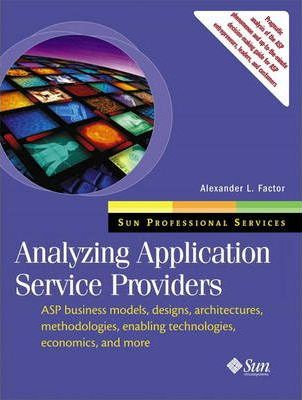 Analyzing Application Service Providers