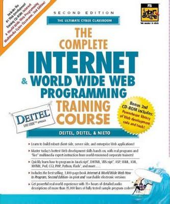 The Complete Internet and World Wide Web Programming Training Course