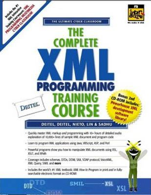 Complete Xml Training Course: Student Edition