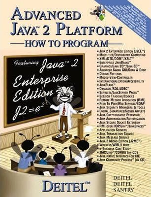 Advanced Java (TM) 2 Platform How to Program