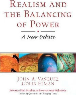 an introduction to the concept of the balance of power In terms of the balance of power between the federal government and the states  it is not surprising that different concepts of federalism have emerged.