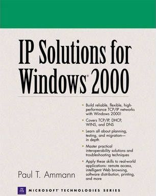 IP Solutions for Windows 2000